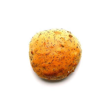 Kleine broodjes maanzaad/pompoen GV/LV/MV –  6 stuks