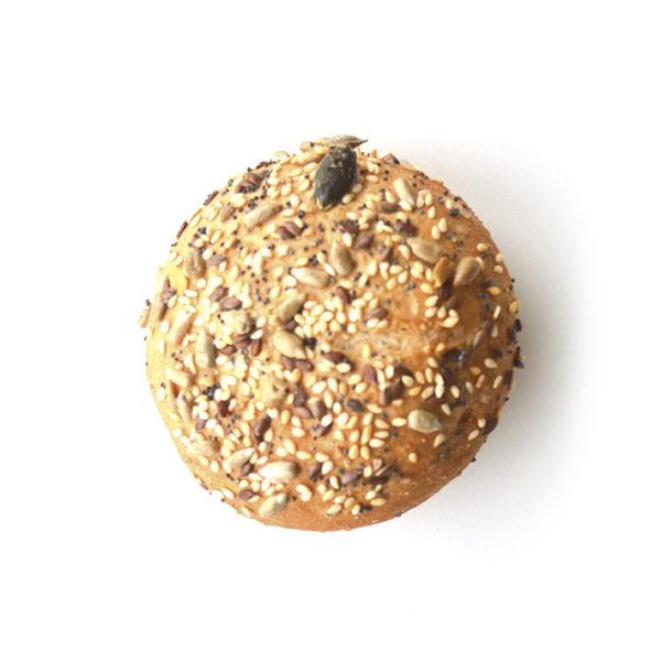 glutenvrij broodje meergranen