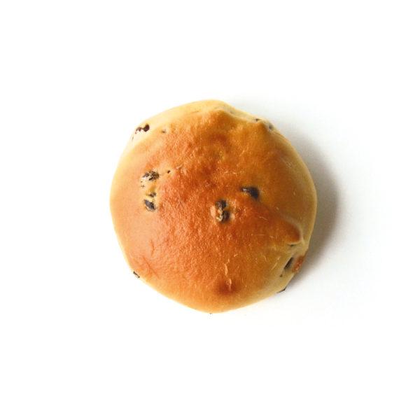 glutenvrij broodje rozijnen