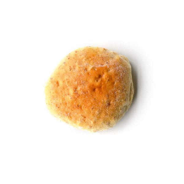 glutenvrij vezelrijk broodje