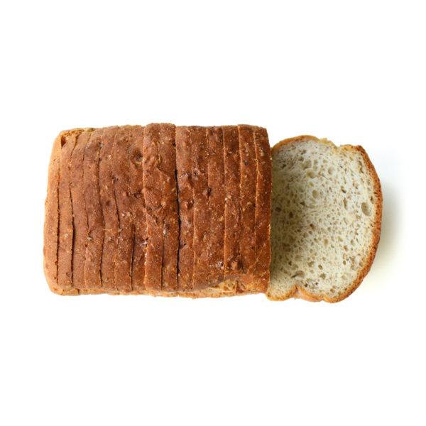 glutenvrij brood vezelrijk