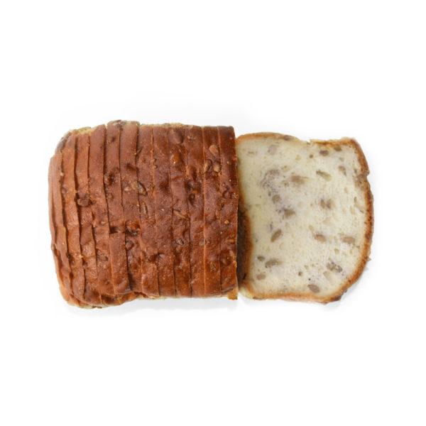glutenvrij brood zonnebloem