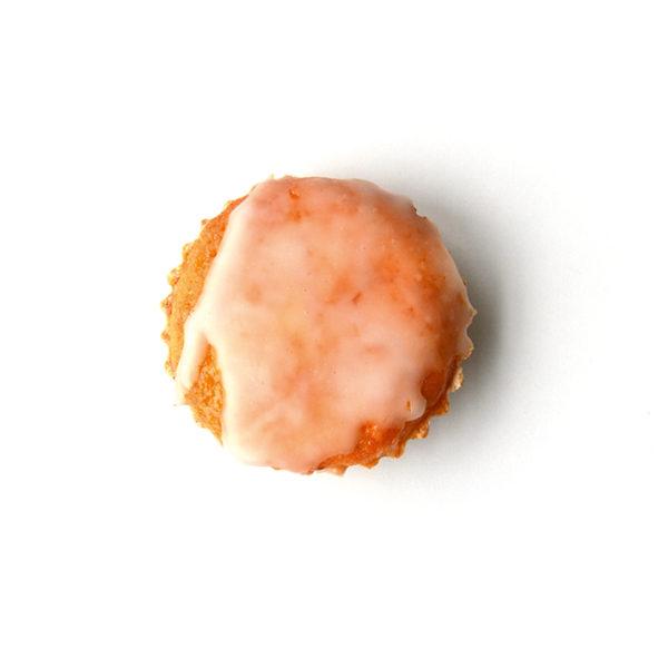 glutenvrije frangipanetaartje
