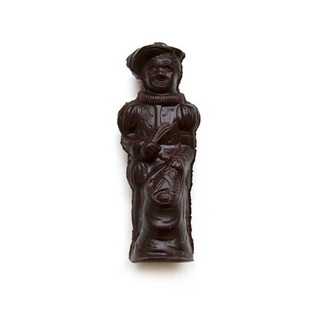 Zwarte Piet fondantchocolade GV/LV/MV