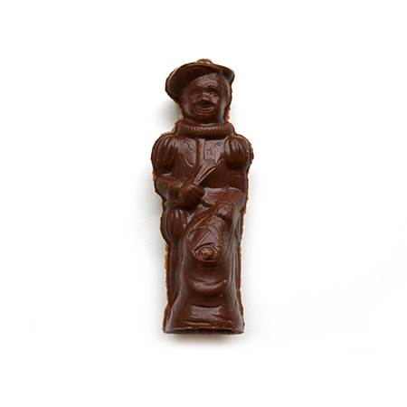 Zwarte Piet melkchocolade GV/LV/MV