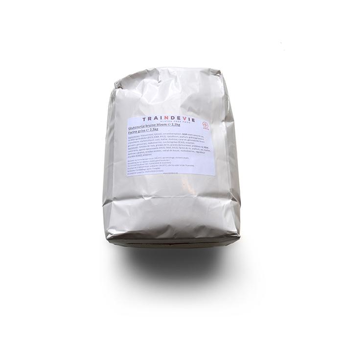 Bruine bloem GV/LV/MV – 2,5 kg