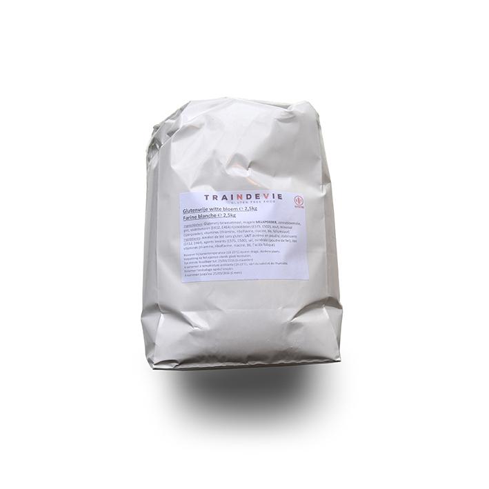 Witte bloem GV – 2,5 kg
