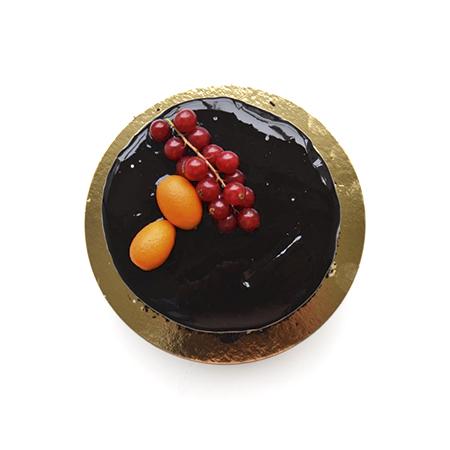 glutenvrije chocoladebavarois