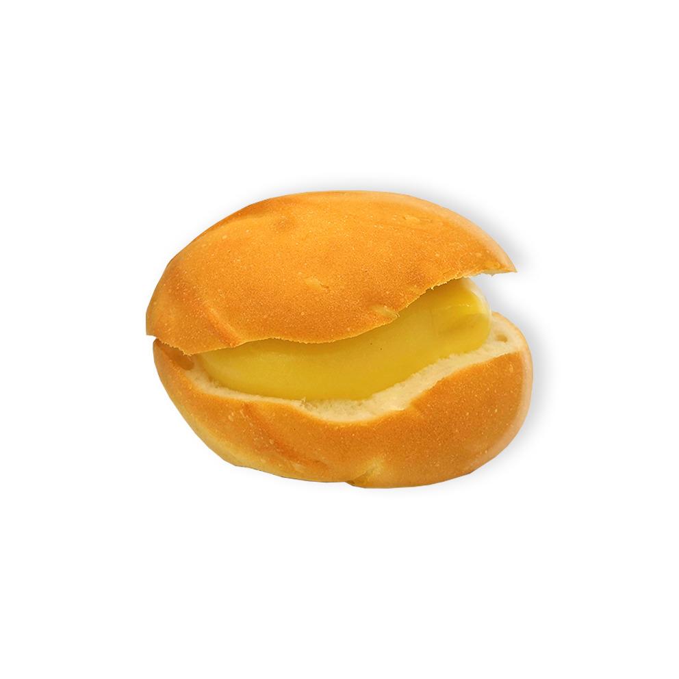 Bol met gele crème GV/LV/MV – 2 stuks