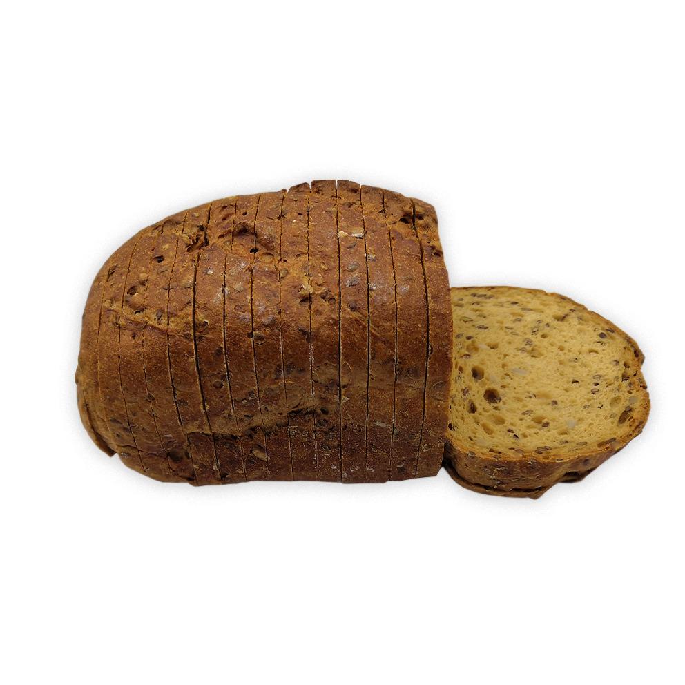 Bruin meergranenbrood GV/LV/MV – 400 gr