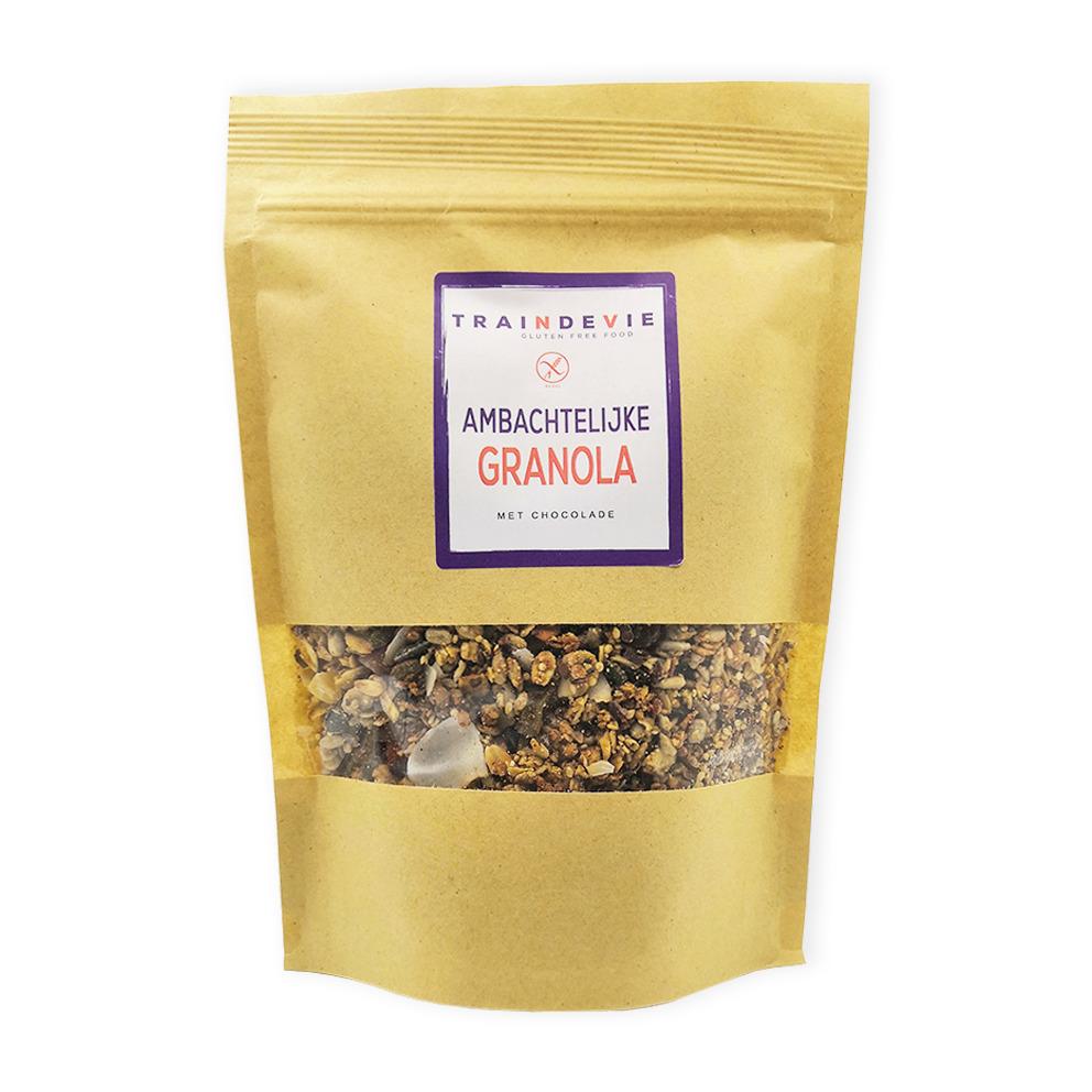 Granola chocolade – GV