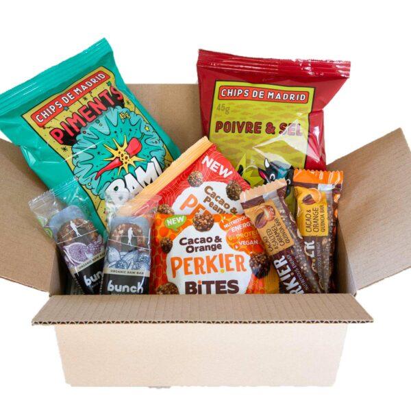 Snacking box