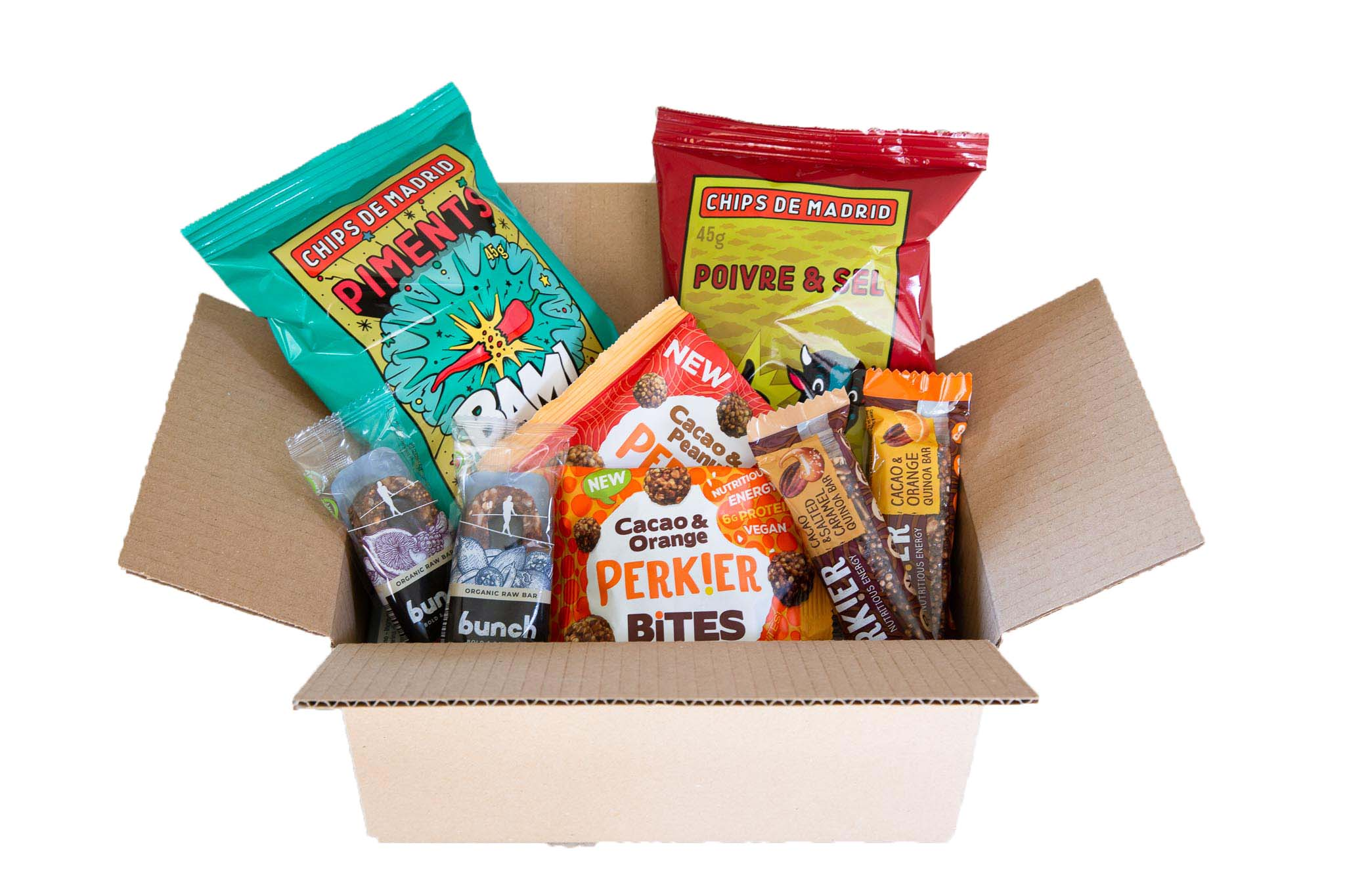 Snacking box