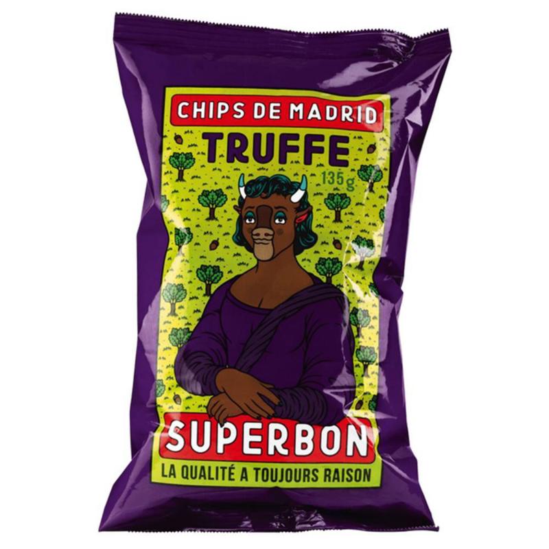 Chips de Madrid Truffel