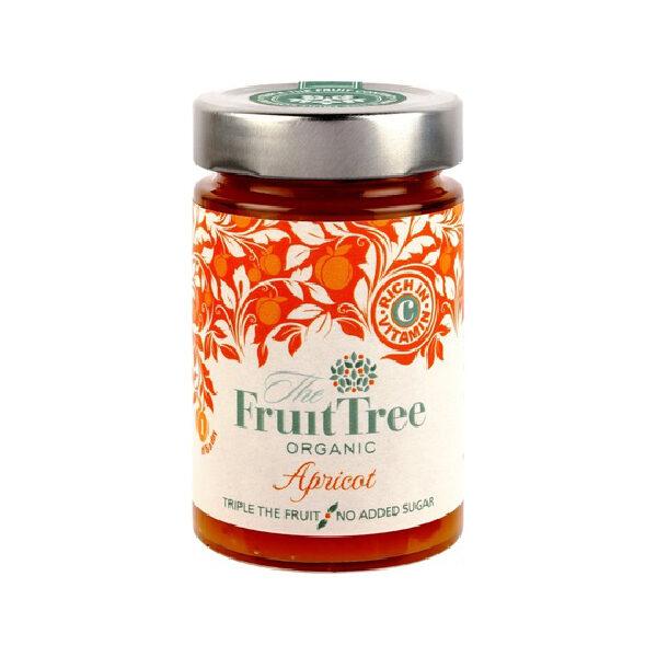 bio fruitbeleg abrikoos