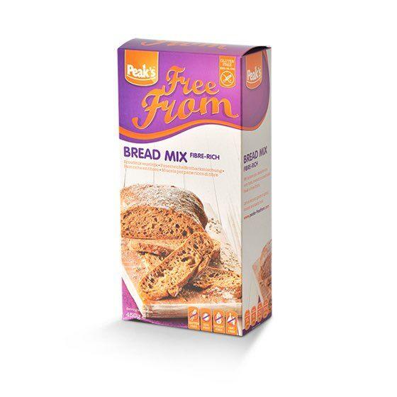 Broodmix vezelrijk GV