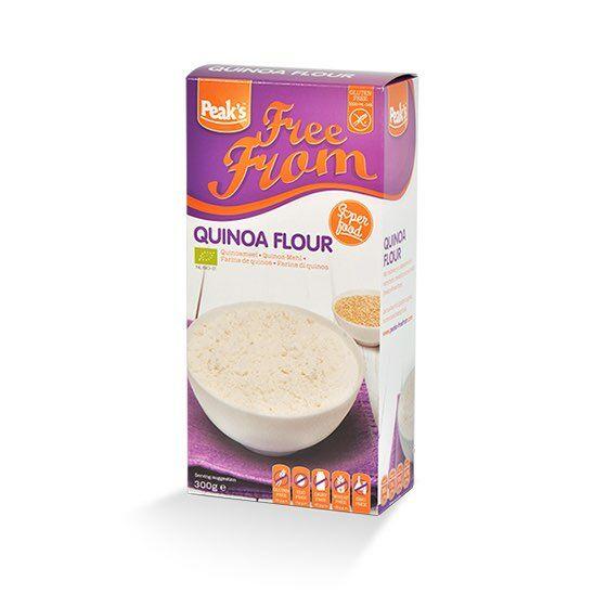Glutenvrij quinoameel