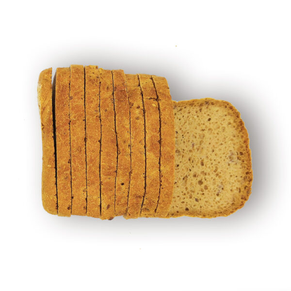 Teff brood glutenvrij lactosevrij